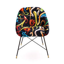 "Стул Seletti Padded Chair ""Snakes"""