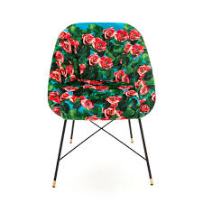 "Стул Seletti Padded Chair ""Roses"""