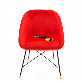 "Стул Seletti Padded Chair ""Revolver"""