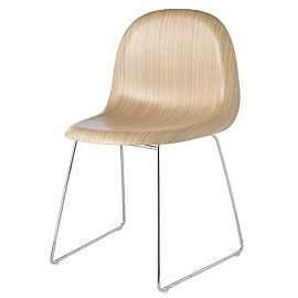 Стул Gubi Chair 1 Wood